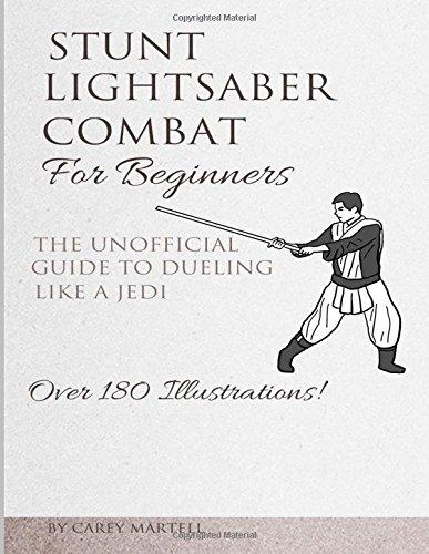 Buy Stunt Lightsaber Combat for Beginners Book for $24.99